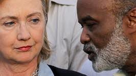 Reuters, Preval, Haiti, Clinton, Erdbeben