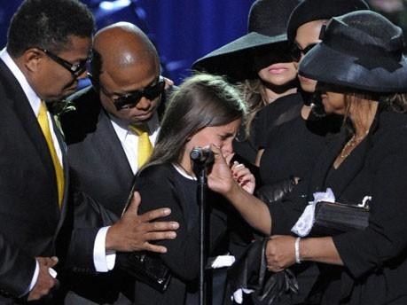 Michael Jackson Beerdigung; dpa