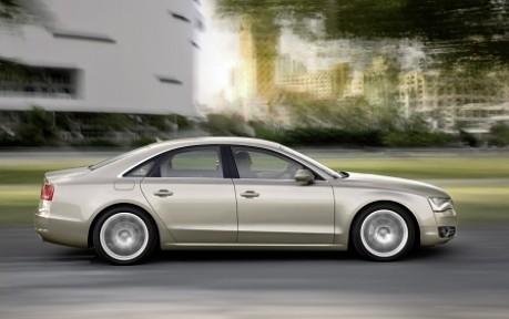 AMI 2010 Audi A8 Hybrid