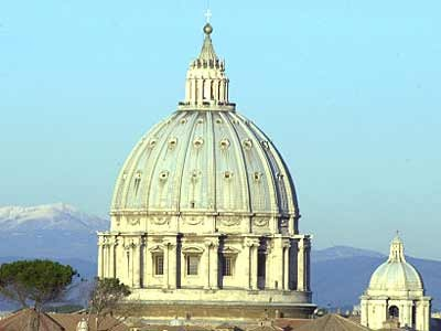 Petersdom Vatikan