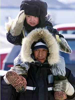 Inuit; AP