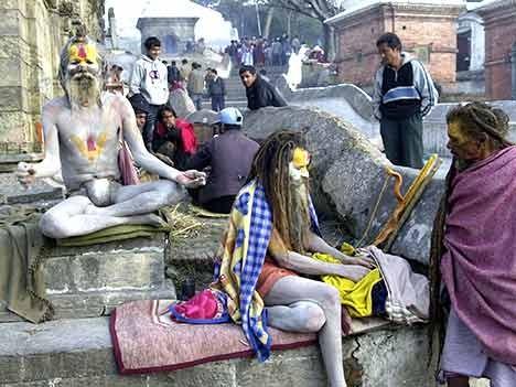 Impressionen aus Indien, AFP