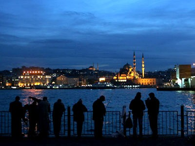 Istanbul, Reuters