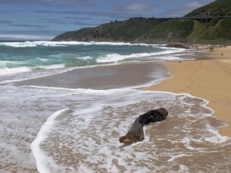 Sicher durch Südafrika reisen, Wilderness Beach, iStock