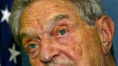 SZ-Serie: Die großen Spekulanten (4): Er gilt als Staatsmann ohne Staat - der Börsenguru George Soros. Foto: AP