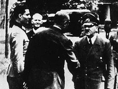Stauffenberg Hitler Bundesarchiv