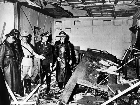 Göring Attentat Stauffenberg