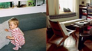Neu am Markt: Die Besitzer der abgebildeten Wohnungen sind über die ganze Welt verstreut, und doch erkennt man auf vielen Motiven sich, sein eigenes Leben wieder: Sei es im schrabbeligen Parkett, in den nie beschrifteten Ordnern im Regal oder im Stuhl, der vielleicht vom dänischen Designpapst Yngve Ekström stammt, vielleicht aber auch einfach nur von Ebay.