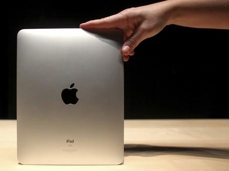 iPad, Reuters