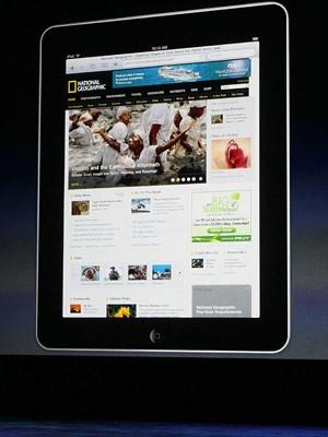 iPad Zeitschriften AFP