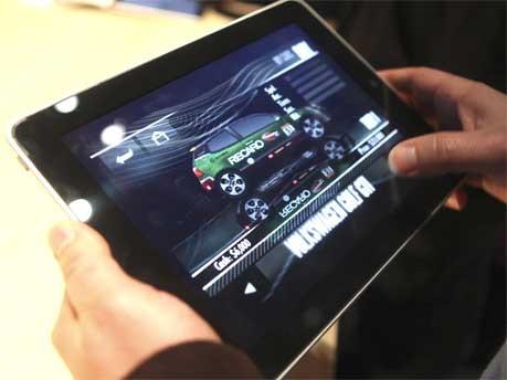 iPad Spiele Reuters