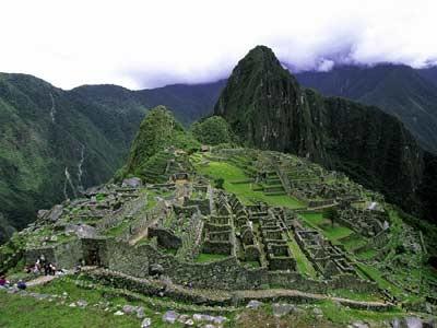 Machu Picchu, AFP