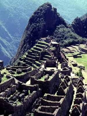 Machu Picchu, AP