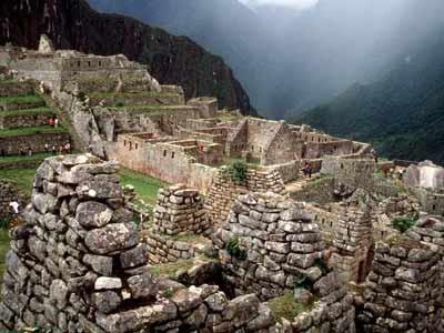 Machu Picchu, dpa