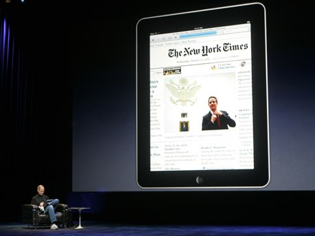 iPad, New York Times, Reuters