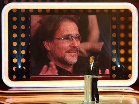 Götz George beim Deutschen Fernsehpreis