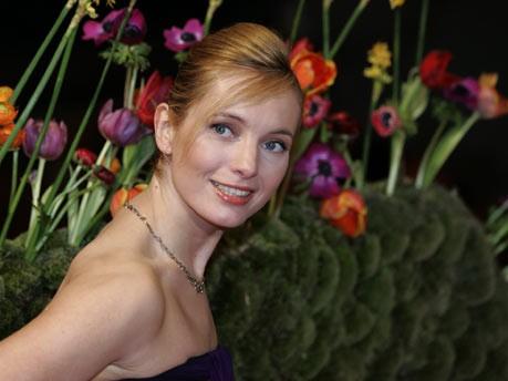 Nadja Uhl, Foto:dpa