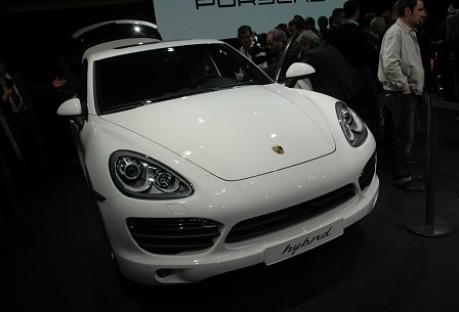 AMI 2010 Porsche Cayenne