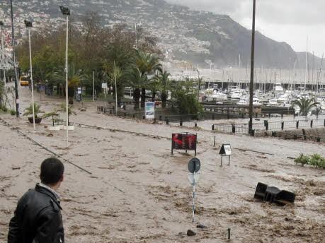Madeira; AFP