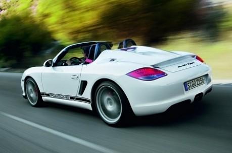 AMI 2010 Porsche Boxster Spyder