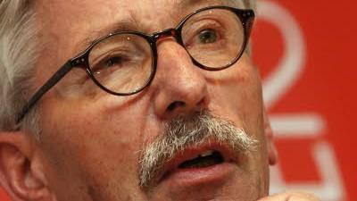 Gutachten zu Thilo Sarrazin: Bundesbank-Vorstand Thilo Sarrazin ist bekannt für provokante Aussagen.