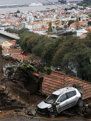 Madeira: Reuters