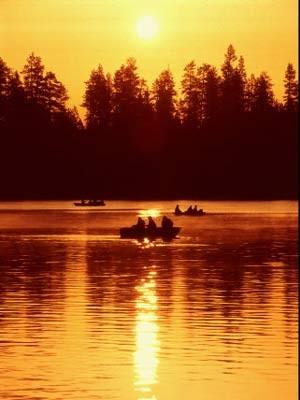 South Twin Lake, AP