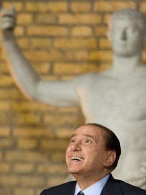 Silvio Berlusconi, Reuters