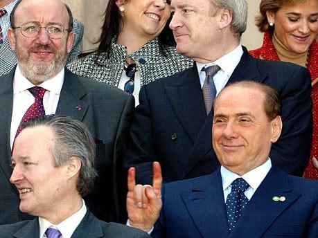 Silvio Berlusconi, AFP