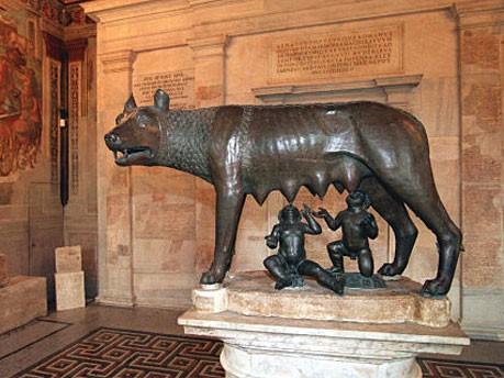 Romulus und Remus, AP