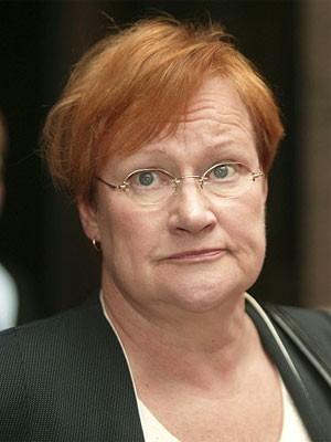 Tarja Halonen, Getty