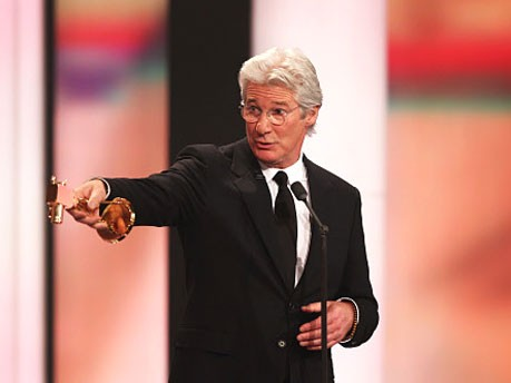Goldene Kamera 2010, Richard Gere, Getty Images