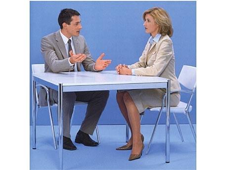 Körpersprache Bewerbungsgespräch Vorstellungsgespräch