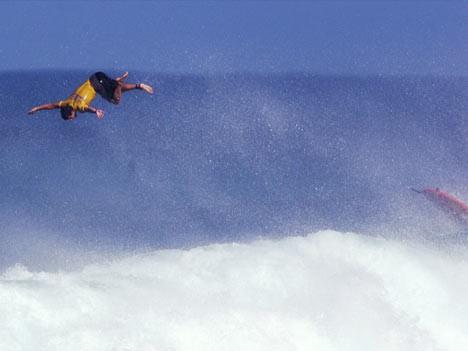 Im Rausch der Wellen: Surfen vor Hawaii, Reuters