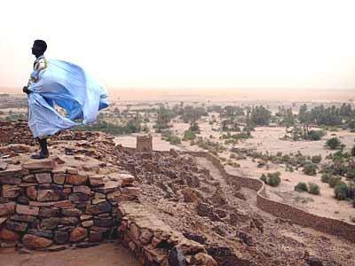 Bilder des Jahres 2005, Mauretanien