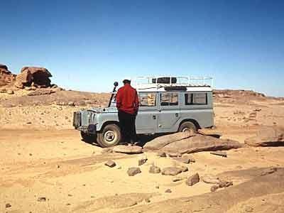 Sahara; Algerien