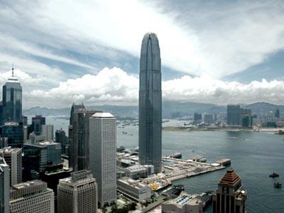 Hongkong-Skyline, AP