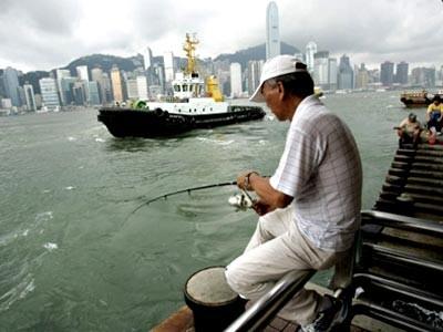Hongkong, dpa