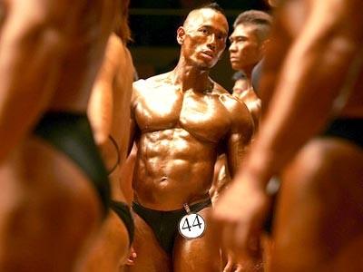 Bodybuilding, dpa