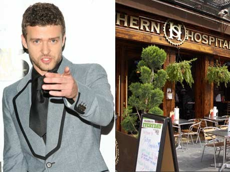 Justin Timberlake; Getty Images