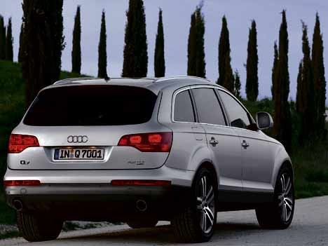 Audi Q7 4.2 TDI SUV