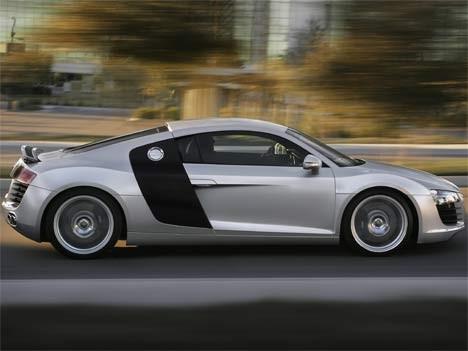 Audi R8 Sportwagen Supersportwagen