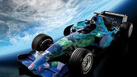 Formel 1 Honda CO2-Diskussion