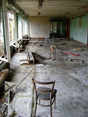Katastrophentourismus in Tschernobyl, Kolb