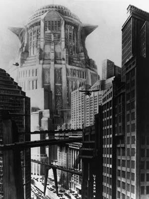 Metropolis; Foto: Belleville-Verlag/oH