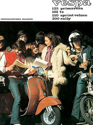Vespa 1975