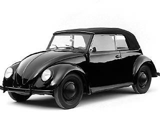 prototyp Cabrio 1938