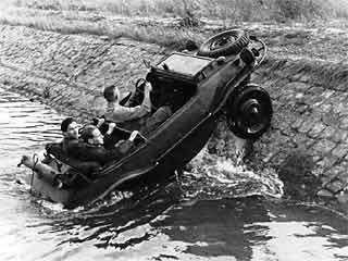 schwimmwagen typ166