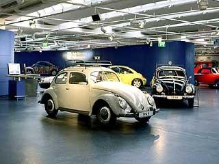 Automuseum in Wolfsburg