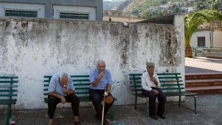 Kriminalität: Die Idylle in San Luca: Die 'Ndrangheta ist in diesem Ort sehr präsent.